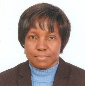 Court Judge Florence Mumba