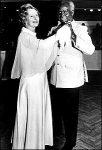DR KAUNDA dancing with Thatcher