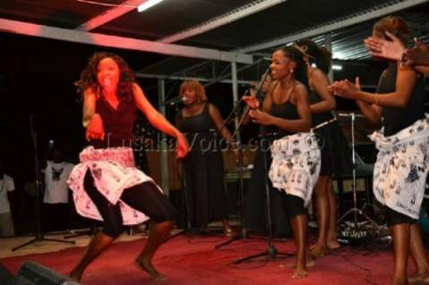 Sakala Brothers at Kabwata's East Point in Pictures