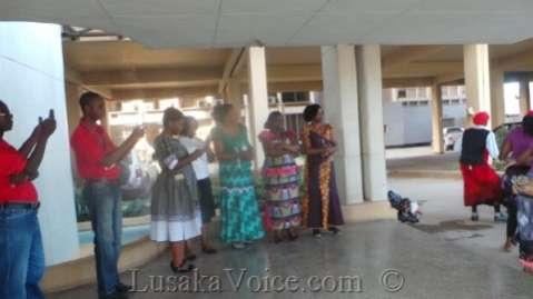 THE KUOMBOKA CEREMONY 2013    LuakaVoice.com