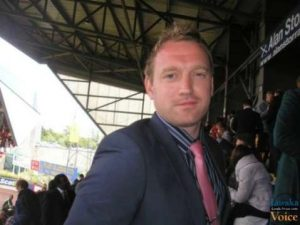 Avid Rangers FC  supporter - James Baird - Email Interview with   LuakaVoice.com