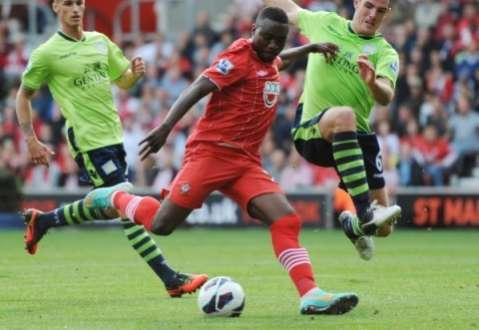 Southampton's Emmanuel Mayuka