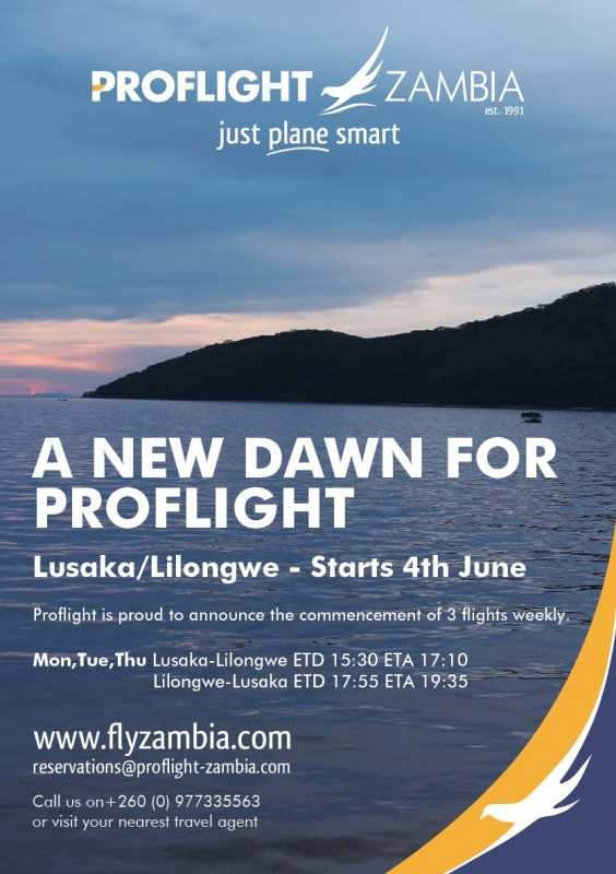 Proflight announce first regional route