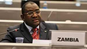 Wylbur Simuusa (Minister of Agriculture)