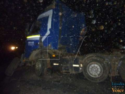 16th July 2013 - Chibombo accident  20130717 - LuakaVoice.com