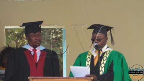 2013  Evelyn Hone College graduation ceremony in Pictures