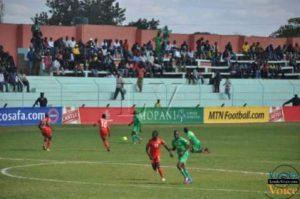 COSAFA - Malawi v. Zimbabwe - Lusakavoice.com