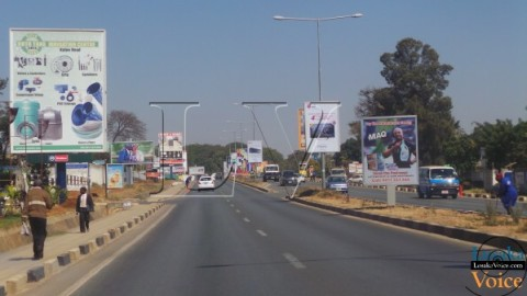 Lusaka Billboards