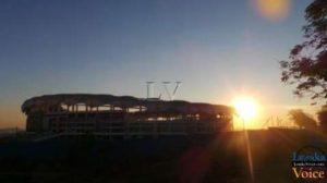 Lusaka Stadium  in Pictures   -  LuakaVoice.com