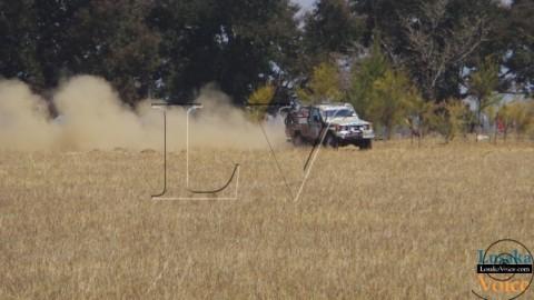 Zambia National championship , Rally @  Fringila in Chisamba July 28th , 2013