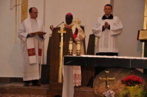 Bishop Clement Mulenga