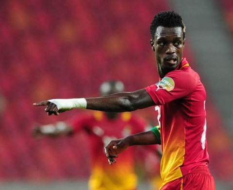 Defender John Boye wants to help Ghana beat Zambia