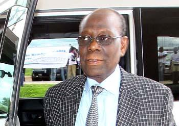 Former defence minister Ben Mwila - The POST