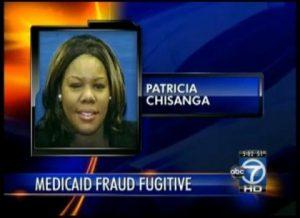 Fugitive Patricia Mubanga Chisanga
