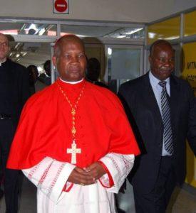 His Eminence Medardo Joseph Cardinal Mazombwe, Archbishop Emeritus of Lusaka.jpeg
