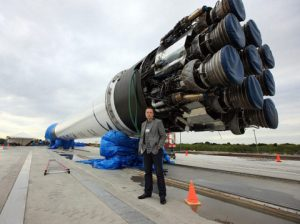 Inventor Musk to share plans for high-speed travel