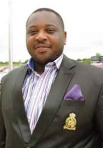 Ghana FA Executive Committee member Randy Abbey
