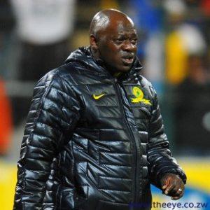 ZIMBABWE coach Ian Gorowa