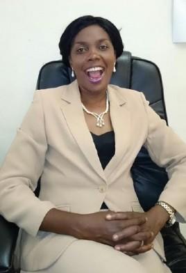 BEAUTY KATEBE PHIRI NATIONAL CHAIRPERSON ZAMBIA NATIONAL WOMEN'S LOBBY
