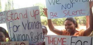 End Violence Against Women and Girls Now