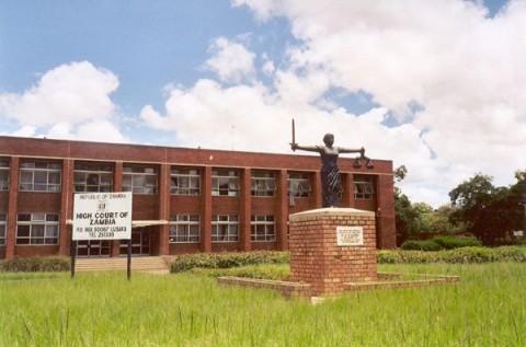 Lady Justice High Court of Zambia Lusaka