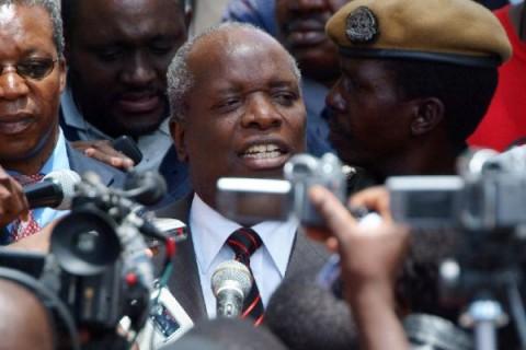 NMP president Ng'andu Magande