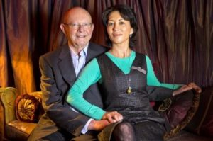 Wilbur Smith in search of a character to write his books