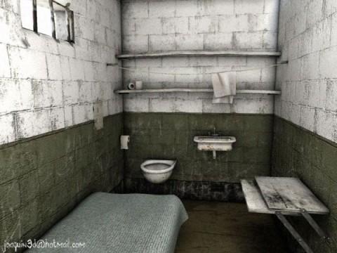 Jail Cell prison arrest