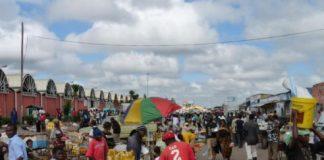 Lusaka's City Market