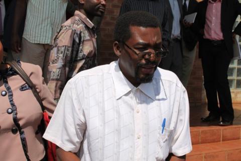 MMD presidential Spokesperson Muhabi Lungu