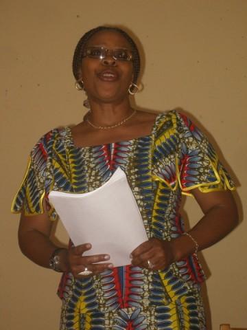 Reverend Suzanne Matale