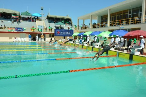 Africa Junior Swimming Champs Final Medal Count