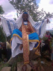 Bishop Haggai Mumba Kapaba Founder and General Overseer at Rehoboth naphtali shiloh ministries