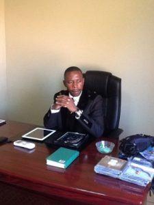 Bishop Haggai Mumba Kapaba