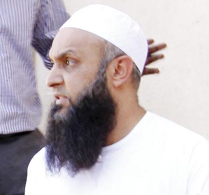 FORMER Armcor managing director Muhammad Patel