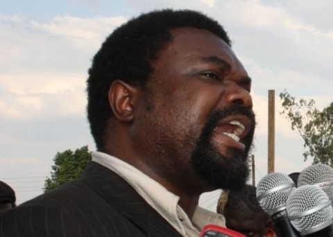 UPND Vice president in-charge of Politics Dr. Canisius Banda
