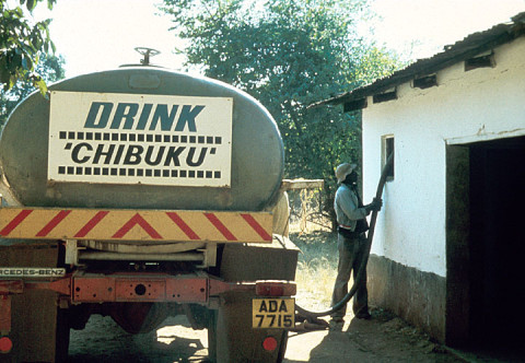 Chibuku Beer Being Delivered to a Local Tavern