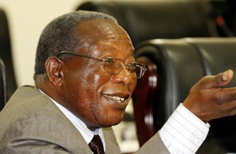 MINISTER of Lands, Natural Resources and Environmental Protection Mwansa Kapeya
