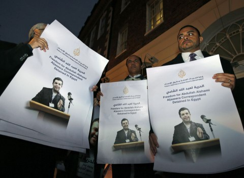 Egypt refers Al-Jazeera journalists to trial