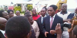 Hichilema HH