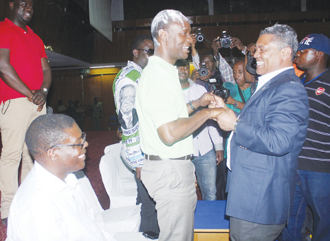MULENGA Sata is the new PF Lusaka district chairperson