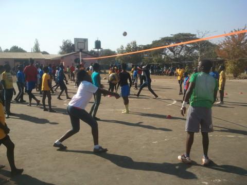 Zambia Volleyball