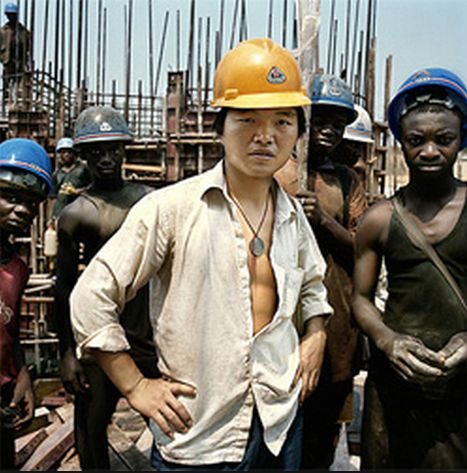 Chinese enterprises in Africa