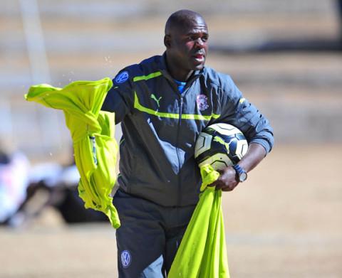 FORMER Chipolopolo striker Dennis Lota - Photo Credit MTN Football
