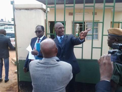 FORMER diplomat Andrew Banda