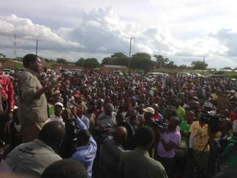 Hakainde Hichilema, HH in Katuba