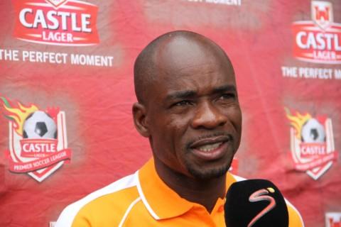 Highlanders coach Kelvin Kaindu
