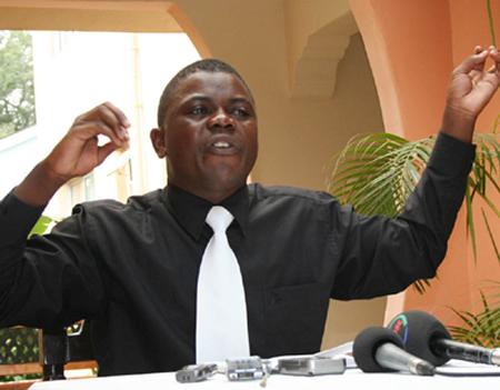 James Lukuku - President of RPP