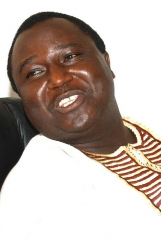 Jonas Shakafuswa of the United Party for National Development (UPND)