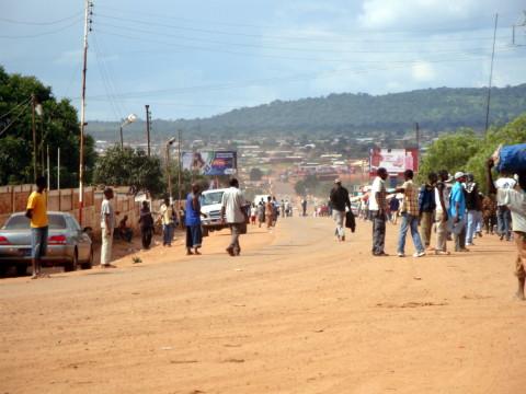 Kasumbalesa Border Post